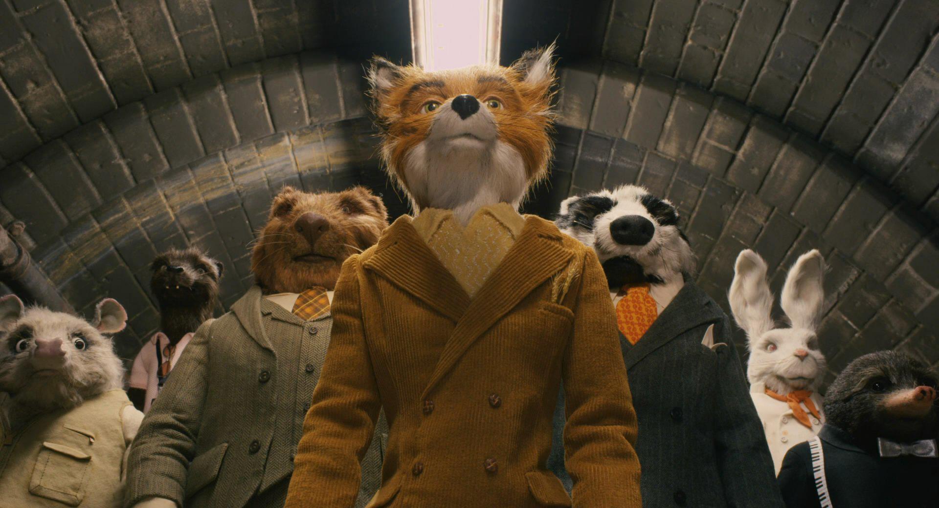 Fantastic Mr Fox A Kid S Film For Adults Media Beat