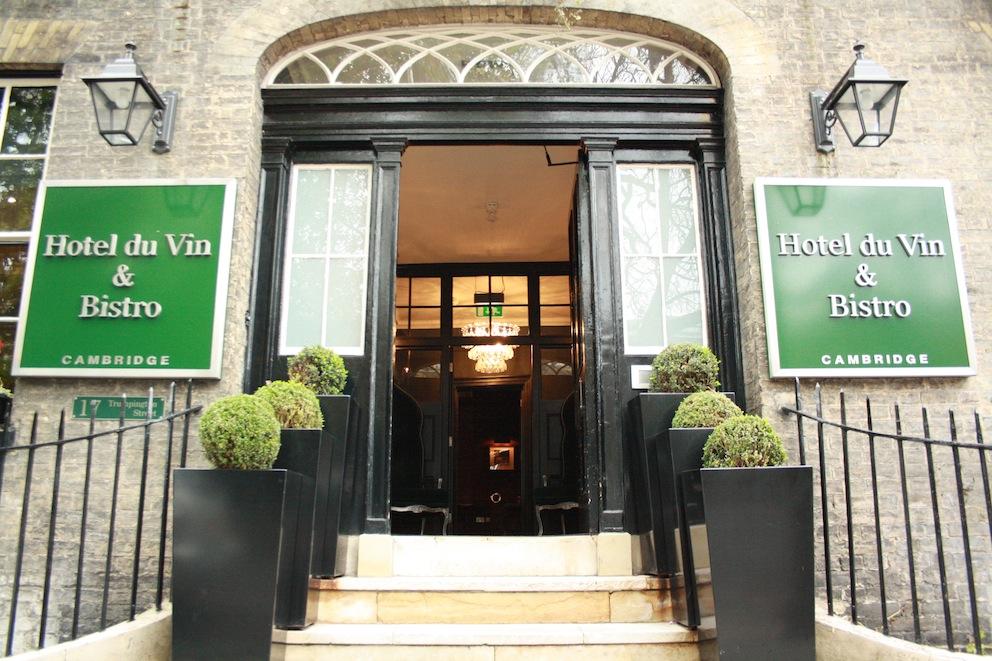 Accommodation Hotel Du Vin