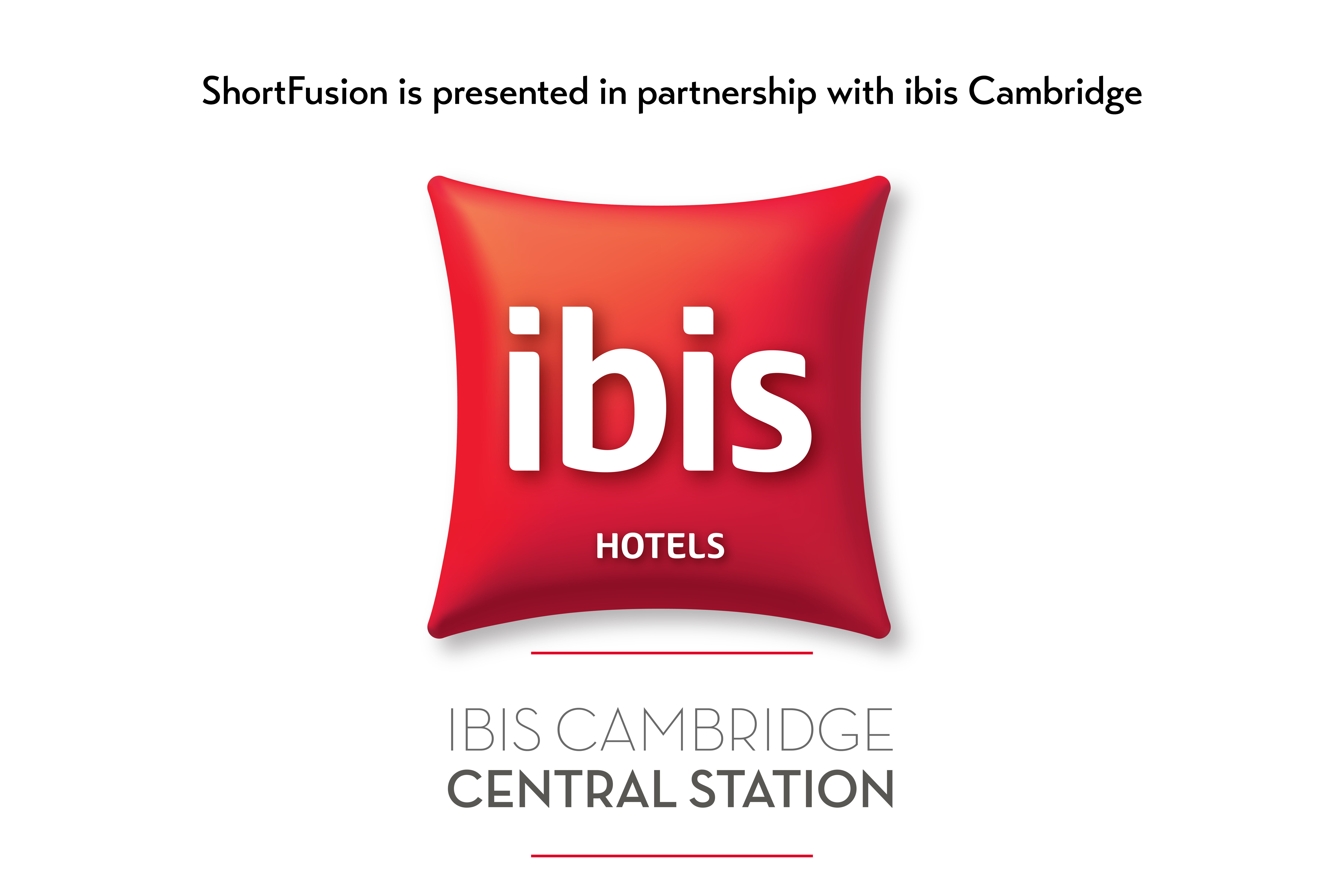 shortFusion is presented in Partnership with ibis Cambridge
