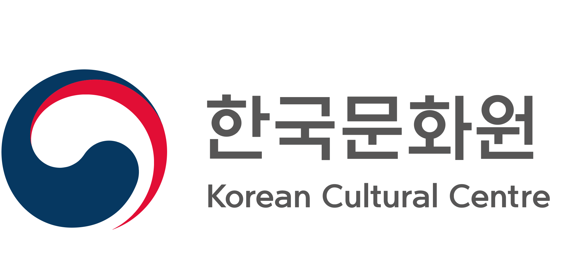 letters and Korean flag