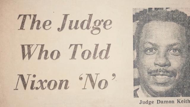 Bildresultat för judge damon  keith